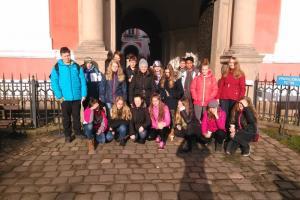 Exkurze do muzea Pod čepicí a do kláštera v Broumově