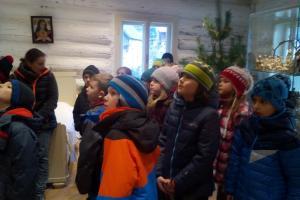 Advent na Dřevěnce